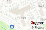 Схема проезда до компании Первый Ипотечный Центр в Москве