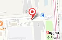 Схема проезда до компании Паритет в Подольске