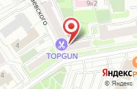 Схема проезда до компании Далия в Москве