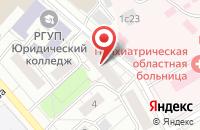 Схема проезда до компании Арт-Принт в Москве