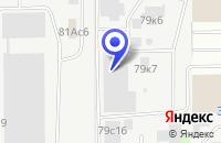 Схема проезда до компании ПРОИЗВОДСТВЕННАЯ ФИРМА ИДЕЛЬ МБЗ в Москве