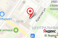 Схема проезда до компании Домашний в Подольске