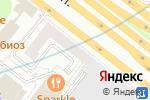 Схема проезда до компании Сервис ККТ в Москве