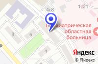 Схема проезда до компании КБ ДАЛЬРЫББАНК в Москве