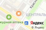 Схема проезда до компании Киоск по продаже мороженого в Подольске