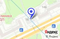 Схема проезда до компании КАТТИН ЭДЖ в Москве