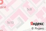 Схема проезда до компании Гематологический центр в Москве