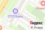 Схема проезда до компании double beauty в Москве