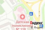 Схема проезда до компании Отделение круглосуточной медицинской помощи в Москве