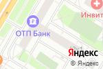 Схема проезда до компании Сенсави в Москве