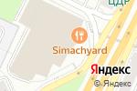 Схема проезда до компании ГорБюро Недвижимость в Москве