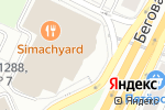 Схема проезда до компании RoboForex в Москве