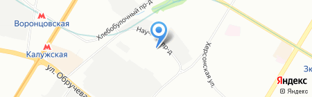 СЭП на карте Москвы
