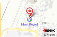 Схема проезда до компании АЗС Интоп в Подольске