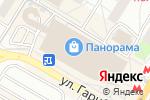 Схема проезда до компании ОСАГО СЕРВИС в Москве