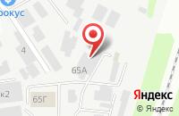 Схема проезда до компании Лада Подольск в Подольске