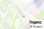 Схема проезда до компании Почтовое отделение №142324 в Крюково