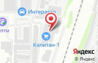 Схема проезда до компании Инженерия Куканова в Подольске