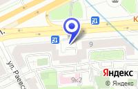Схема проезда до компании МЕБЕЛЬНЫЙ САЛОН ЧИСТАЯ ЛИНИЯ в Москве