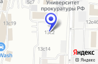 Схема проезда до компании АГЕНТСТВО РАЗВЛЕЧЕНИЙ LITL в Звенигороде