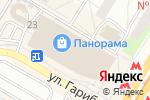 Схема проезда до компании Татарские пироги в Москве