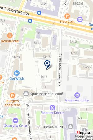 ФИРМА ПО РАСПРОСТРАНЕНИЮ ПЕРИОДИЧЕСКИХ ИЗДАНИЙ КАРДОС на карте Москвы