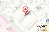 Схема проезда до компании Лин.Экс в Москве