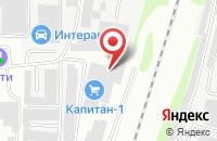 Схема проезда до компании Елки и Палки в Подольске