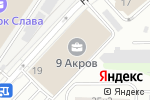 Схема проезда до компании Ревада в Москве