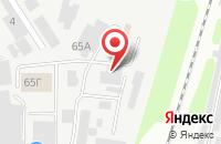 Схема проезда до компании Гея в Подольске