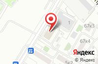 Схема проезда до компании Мажор Медиа в Москве
