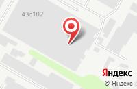 Схема проезда до компании ТРИУМФ-ПРО в Подольске
