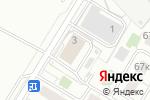 Схема проезда до компании МСервисСтрой в Москве