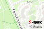 Схема проезда до компании Palmale market в Москве