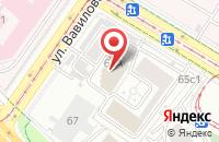Схема проезда до компании Лсн-Медиа в Москве