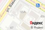 Схема проезда до компании Portobello Studio в Москве