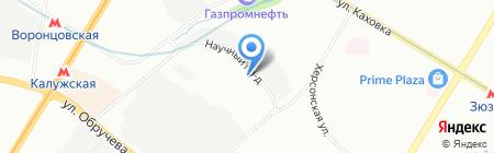 СОЛТЭКС на карте Москвы