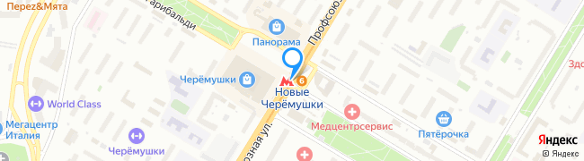 квартал Новые Черёмушки 32а