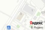 Схема проезда до компании Metrologis в Москве