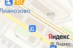 Схема проезда до компании Магазин часов на Дубнинской в Москве