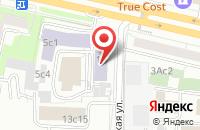 Схема проезда до компании Прокурорская и Следственная Практика в Москве