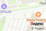Схема проезда до компании Дорогомиловский сельскохозяйственный рынок в Москве