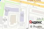 Схема проезда до компании Controlbody в Москве