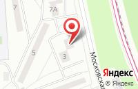 Схема проезда до компании Ремкомплект в Подольске