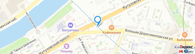 площадь Дорогомиловская Застава