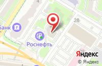 Схема проезда до компании Садовник в Подольске