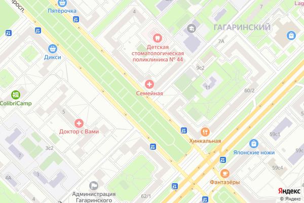 Ремонт телевизоров Улица Фотиевой на яндекс карте