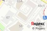Схема проезда до компании SOUNDCINEMA в Москве