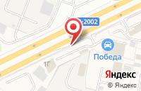 Схема проезда до компании ДОК-А сервис в Михалково
