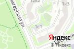 Схема проезда до компании Автоэлектрик Плюс в Москве